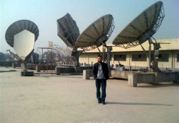 Wateen VSAT Earth Station