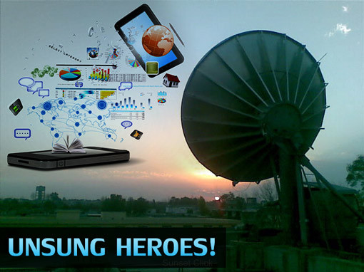 Unsung Heroes!